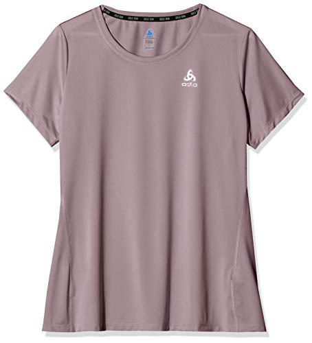 Odlo Damen T-Shirt s/s Element Light, Quail, S