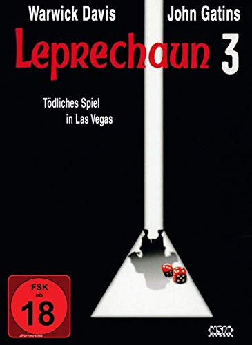Leprechaun 3 - Tödliches Spiel in Las Vegas [Blu-Ray+DVD] - uncut - auf 444 limitiertes Mediabook Cover A [Limited Collector's