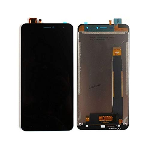 MOVILSTORE Pantalla LCD + Tactil Digitalizador Compatible con DOOGEE X7 / X7 Pro Negro