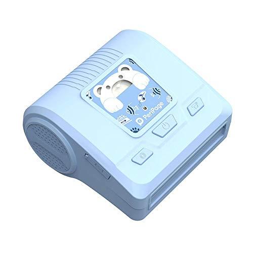 Idebirs Etikettendruck in tragbare Handy Bluetooth Mini Photo 80mm Thermodrucker