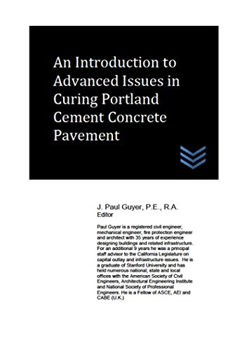 An Introduction to Advanced Issues in Curing Portland Cement Concrete Pavement