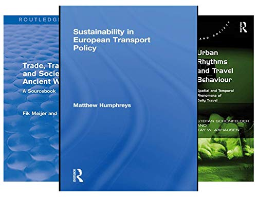 Transport and Society (37 Book Series)