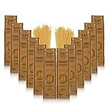Antico Pastificio Morelli 1860 Srl Spaghettoni, Pasta Italiana De Sémola De Trigo - Lote de 12 x 500g