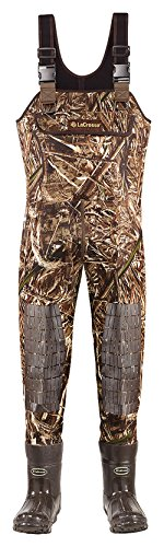 Lacrosse Men's Super Brush Tuff Wader Realtree Max 5 (8)