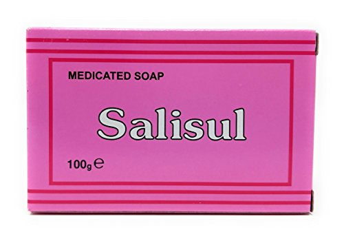 salicylzuur Zwavelzeep met 10% zwavelgehalte met salicylzuur
