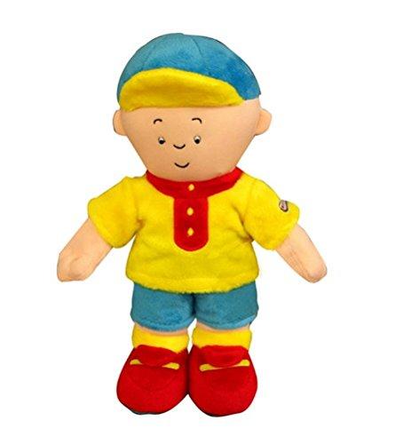 Caillou Plüsch Puppe Stoff Kuschelpuppe 40cm
