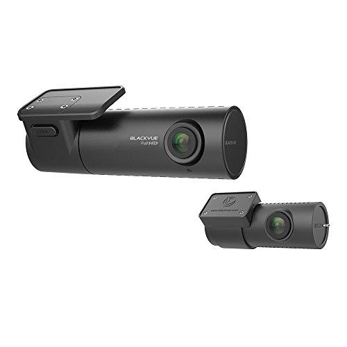 Blackvue DR590-2CH Simple Dual Full HD Dashcam + 64GB, Black, 64 GB