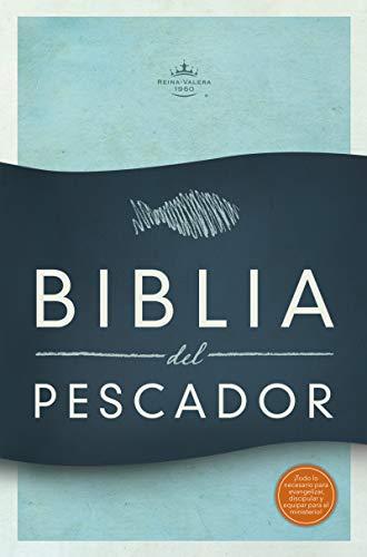 RVR 1960 Biblia del Pescador, tapa suave: Evangelismo Discipulado Ministerio