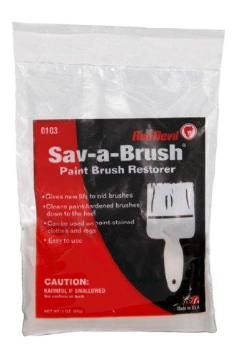 Sav-A-Brush Brush Restorer - Red Devil 0103