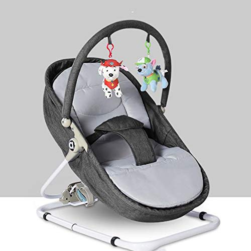 Bébé Chaise 3-en-1 Baby Rocker Baby Bouncer Confortable Lit De Bébé Lit De Bébé Lit De Bébé Souple Berceau Assemblage Rapide Ages 0-3