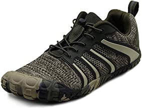 Oranginer Mens Barefoot Wide Toe Box Shoes Minimalist Workout Shoes for Women Training Zero Drop Weight Lifting Shoes Camouflage Men Size 11 Women Size 12