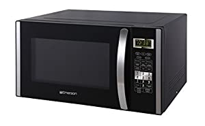 Emerson 1.5 CU. FT. 1000W Convection Microwave Oven with Grill Touch Control Countertop
