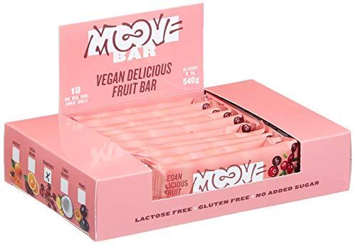 Moove - Barrita energética vegana con dátiles y arándanos