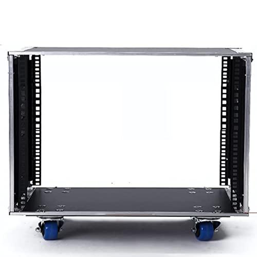 ZAQI Soporte Altavoces Soporte de Metal Blanco, Alto Moderno De pie Soporte de subwoofer para monitores satelitales Monta Sonido Envolvente, Estudio de grabación de Cine en casa (Size : 53x50x54cm)