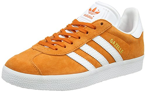 adidas Damen Gazele W Laufschuhe, Orange, 37 1/3 EU