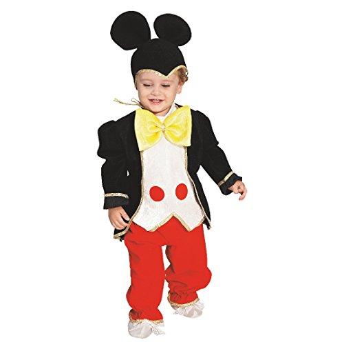 Unbekannt Kostüm Mäuschen Junge Mauskostüm (86)