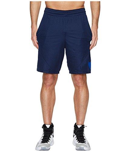 Nike Herren HBR Basketballshorts Shorts, blau, S