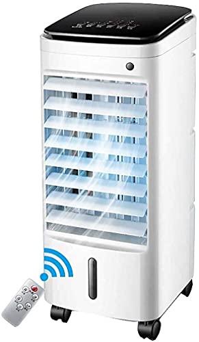 MERCB Raffreddatore d'Aria per raffrescatori evaporativi per Ufficio in casa Ventilatore Mobile per Aria condizionata Condizionatore d'Aria raffreddato ad Acqua con deumidificatore