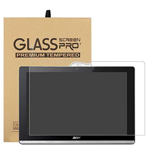 Labanema Acer Iconia One 10 B3-A50 Schutzfolie, Tempered Glas Folie Panzerglas Bildschirmschutz Folie für 10.1
