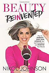image of beauty reinvented book - a gray hair resource