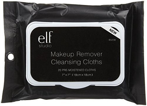 e.l.f. Studio Makeup Remover Cleansing Cloths - EF85008