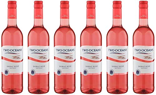 Two Ocean Shiraz Rosé Vineyards Selection Trocken (6 x 0.75 l)