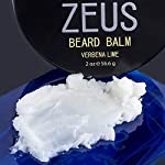 ZEUS Conditioning Beard Balm for Men - 2 Oz - Natural Softening Conditioner for Facial Hair (SCENT: Sandalwood) 6