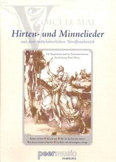 HIRTEN + MINNELIEDER AUS DEM MITTELALTERLICHEN FRANKREICH - arrangiert für Gesang und andere Besetzung - Klavier [Noten / Sheetmusic]