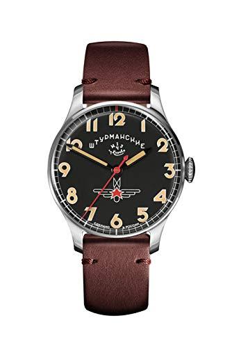 Sturmanskie 2609-3751471 Relojes Mecánicos Relojes de Cuerda Manual