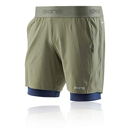SKINS Dnamic Primary Superpose 2in1 Short(s) - XL