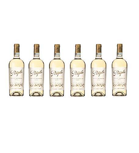 Vino Bianco People Frascati Superiore | 2018 | Poggio Le Volpi - 6 Bottiglie