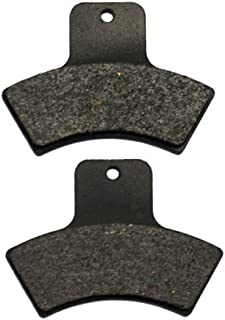Volar Rear Brake Pads for 2003-2004 Polaris Trail Boss 330