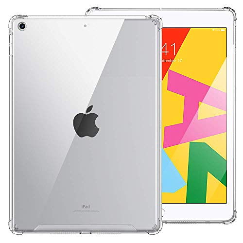 of tpu cases for ipads MoKo Case Fit New iPad 8th Generation 2020/ 7th Generation 10.2