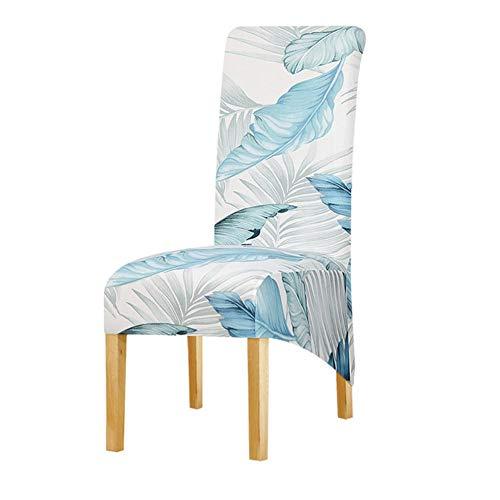 XL-formaat stoelhoes groot formaat groot formaat hoge rug lange stoel stoelhoezen koning rugstoelhoezen wasbaar voor thuis hotelbanket, K332, XL-formaat