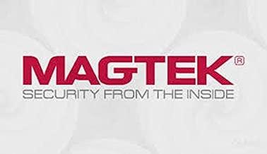 Mag-Tek 21073075 Dynamag Mini Magnesafe Swipe Card Reader, Magneprint 3 Track, HID, USB-A, Non Encrypted, Black
