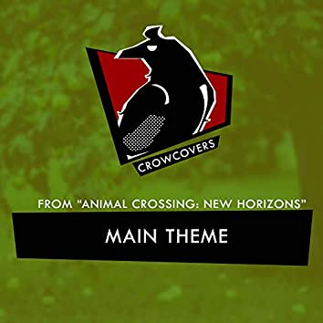 Animal Crossing: New Horizons Main Theme [Lofi Chill Calm Piano Version]