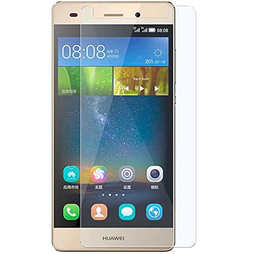 OcioDual 2X Protector de Pantalla Cristal Templado para Huawei P8 P 8...