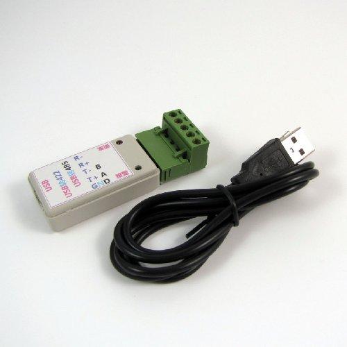 USB-zu-USB-zu-RS422-RS485-Konverter-Adapter ch340T Chip Unterstützung 64b Win7 2 in 1