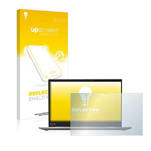 upscreen Entspiegelungs-Schutzfolie kompatibel mit Lenovo ThinkPad X1 Yoga (5. Generation) – Anti-Reflex Bildschirmschutz-Folie Matt