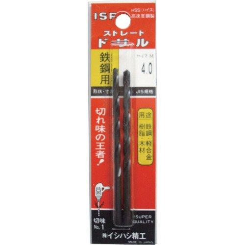 ストレートドリル 3.5mm P-IS-SD-3.5