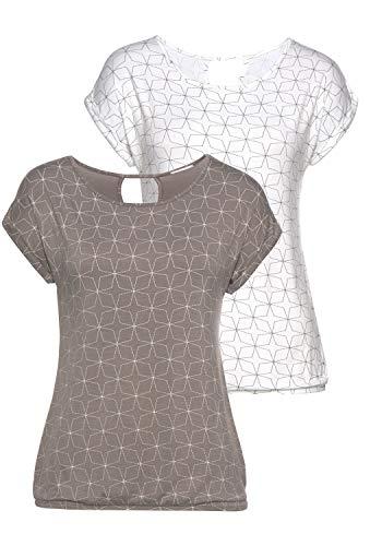 Lascana Damen T-Shirt