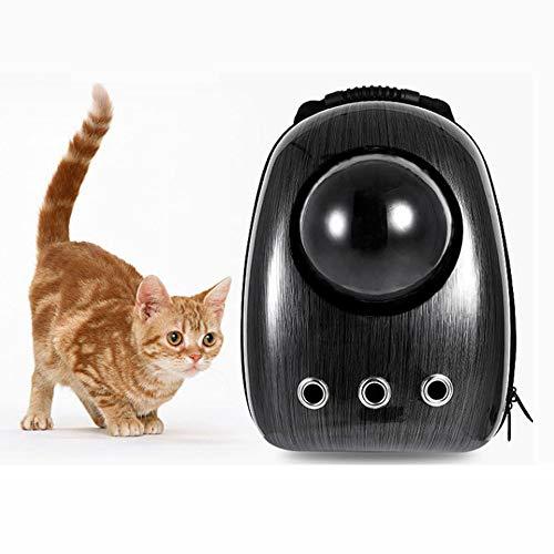 MUMUMI Haustierrucksack Pet Out, tragbar, Rucksack Space Capsule Verstellbarer Schultergurt Leicht Entwickelt für Ausflüge zu Fuß und im Freien Haustierhandtasche Sowohl Katzen als auch Hunde können v