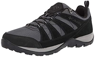 Columbia Men's Redmond V2 Hiking Shoe, Graphite Grey, 11