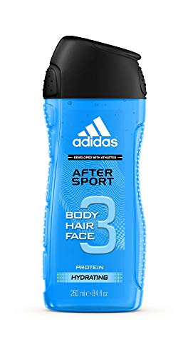 Adidas After Sport Gel de ducha para Hombre - 250 ml.