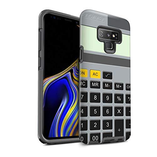 eSwish telefoonhoesje/over/Skin/SG-3DTBM / sleutels/knoppen collectie Samsung Galaxy Note 9/N960 Rekenmachine