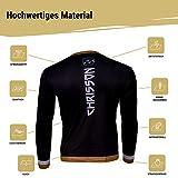 Zoom IMG-2 chrisson superior xxl gold maglietta