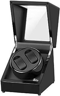 Abosi - Bobina de doble reloj con motor silencioso -5 modos de rotación para relojes automáticos con motores Mabuchi de doble silencio