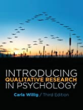 Introducing Qualitative Research in Psychology Third Edition by Carla Willig (2013-07-01)