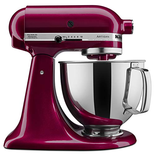 KitchenAid Artisan Series Mixer Review: Not Worth The Fame?