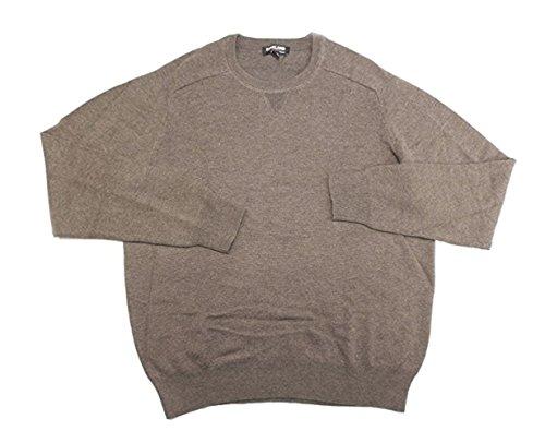 Kirkland Signature Mens Extra Fine Merino Wool and Pima Cotton Sweater